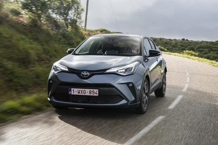 Toyota C-HR hybrid ya en los concesionarios