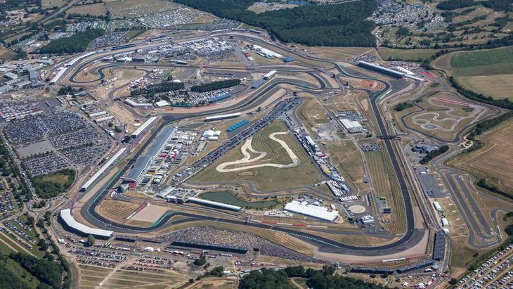 Los Grandes Premios de Gran Bretaña, Australia y Japón se cancelan