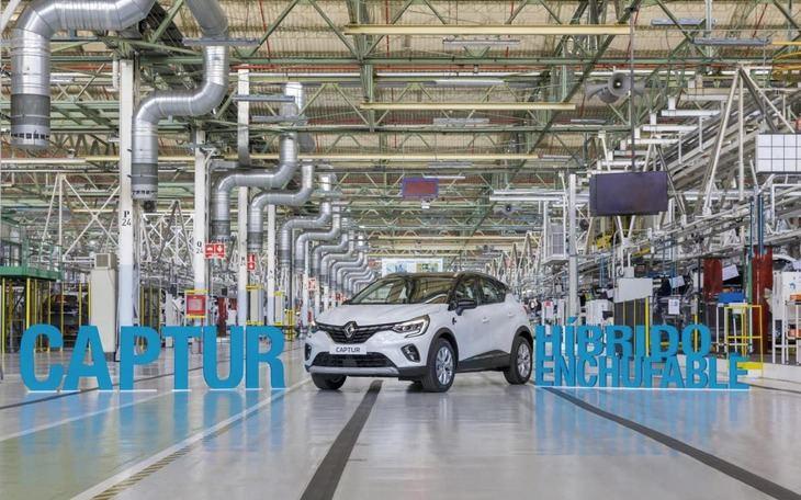 Tranquilidad en Renault España