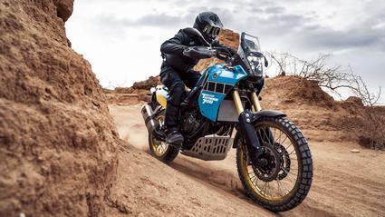 Nueva Yamaha Ténéré 700 Rally Edition