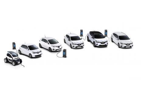Renault y su ofensiva eléctrica