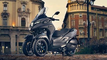 Nueva Yamaha Tricity 300