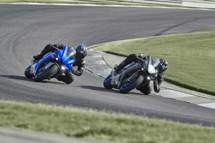 Nuevas Yamaha YZF-R1 y YZF-R1M