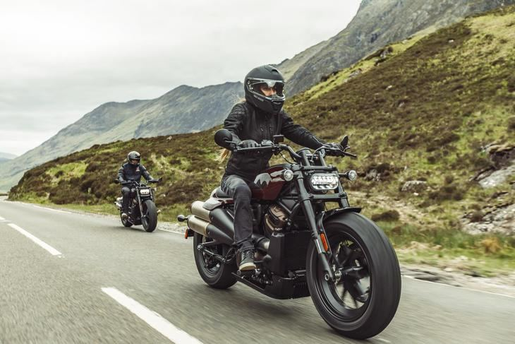 Nueva Harley-Davidson Sportster S, una nueva dimensión en la gama Sportster
