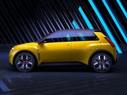El Renault 5 vuelve 100% eléctrico