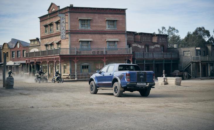 Nueva edición especial de la Ford Ranger Raptor