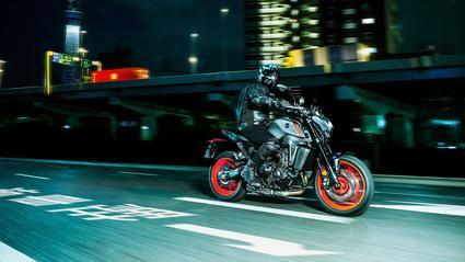 Nueva Yamaha MT-09 2021