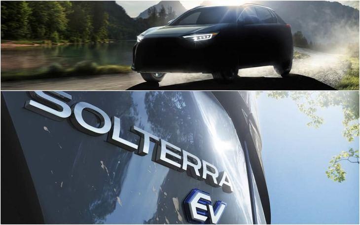 Subaru Solterra un SUV 100% eléctrico