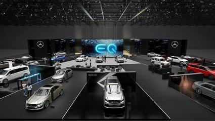 Mercedes presenta sus novedades