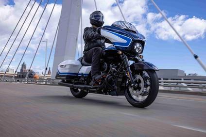 Harley-Davidson desvela la Street Glide Special de edición limitada
