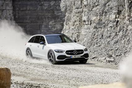 Nuevo Mercedes Clase C Estate All-Terrain
