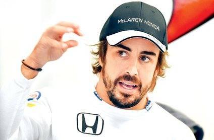 Alonso continuará en McLaren