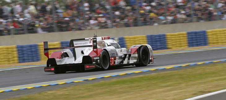 Porsche hace doblete con Hulkemberg y Webber