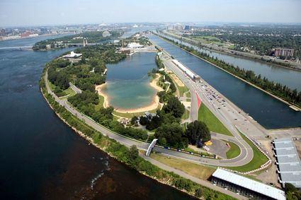 GP de Canadá: Horarios y neumáticos