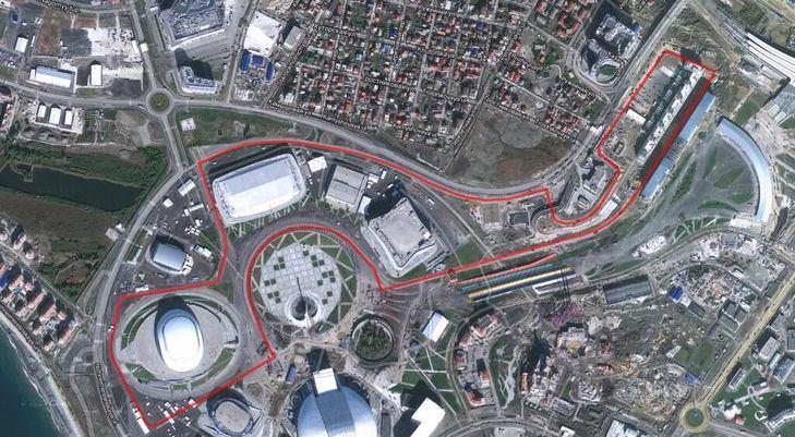 Gran Premio de Rusia F1 2019: Horarios y neumáticos