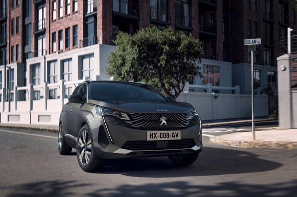 Nuevo SUV Peugeot 3008 2021