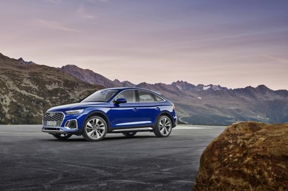 Audi Q5 Sportback y SQ5 Sportback TDI a partir de la primavera de 2021
