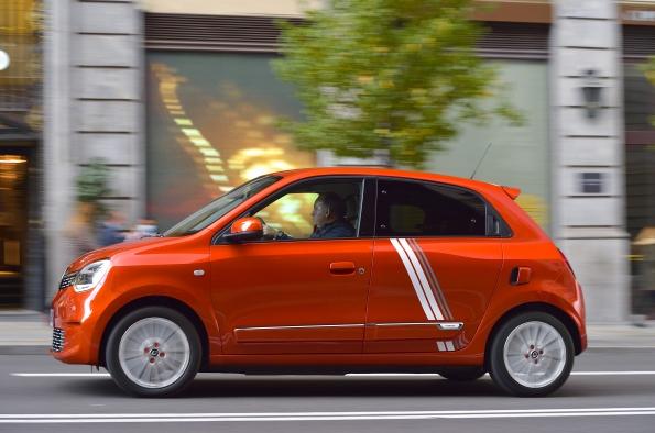 Twingo 100% eléctrico una apuesta segura para la ciudad