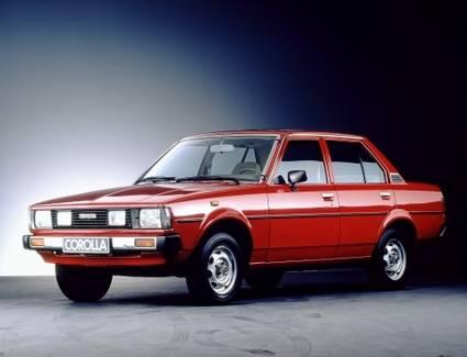 Toyota Corolla: 50 años de historia