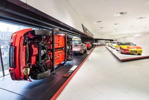 Porsche cumple 40 a�os del 'Transaxle'