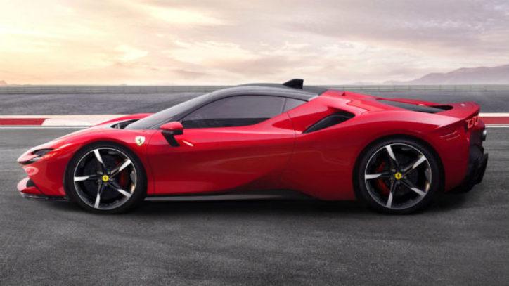 90 años de Ferrari