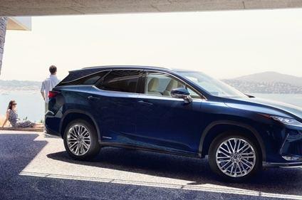 Lexus ofrecerá 10 años de garantía