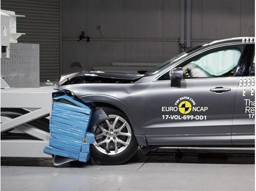 Hyundai NEXO, primer vehículo de pila de hidrógeno con 5 estrellas