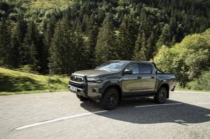 El Toyota Hilux 2021 en preventa desde 20.059 € sin impuestos
