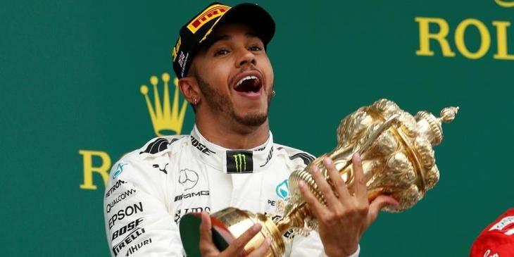 Lewis Carl Hamilton camino de la leyenda