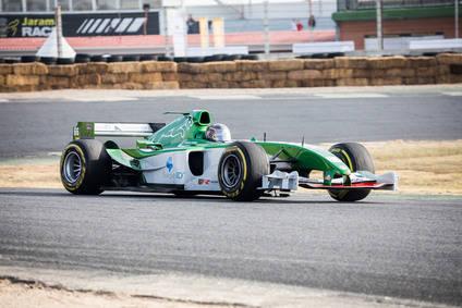 El Espíritu del Jarama cierra con récord de vuelta rápida