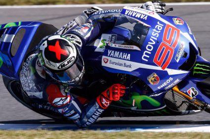 Lorenzo, el más rápido