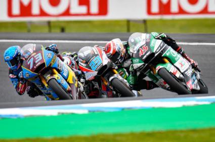 Alex Márquez puede conseguir el título de Moto2 y excepcional pole de Quartararo en MotoGP