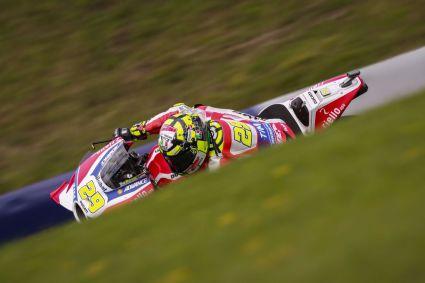 Las Ducati impusieron su fuerza: 1º Iannone y 2º Dovizioso