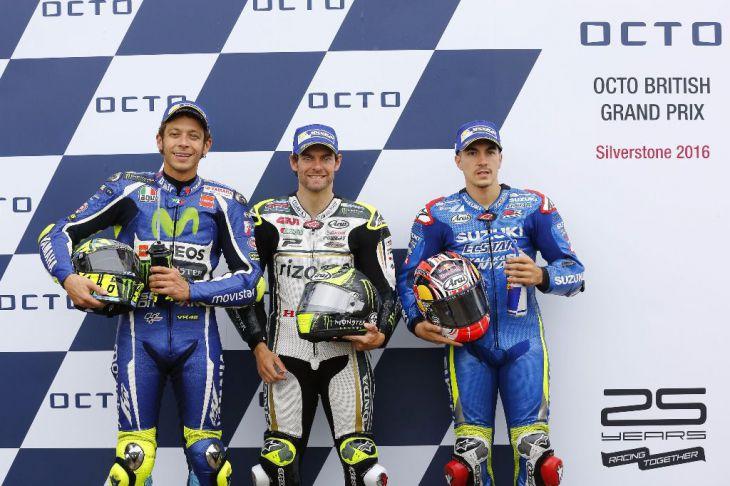 Dominio absoluto de Viñales, que consigue su primera victoria en MotoGP