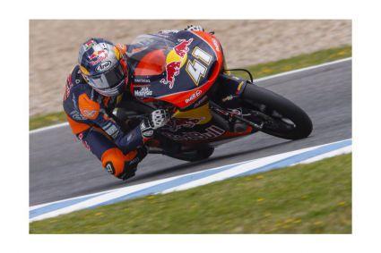 Brad Binder, Campeón del Mundo Moto3