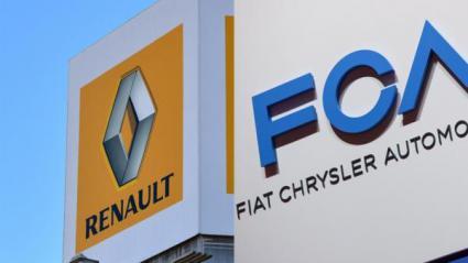 Se intesifica la fusión entre Renault-Nissan con Fiat Chrysler (FCA)