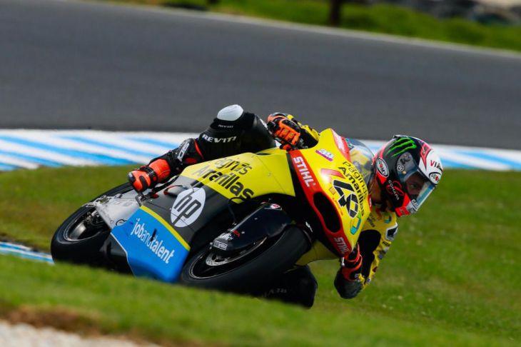 Jorge Lorenzo, el más rápido del viernes