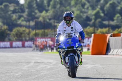 Joan Mir, Campeón de MotoGP y victoria de Morbidelli en el Gran Premio de la Comunidad Valenciana