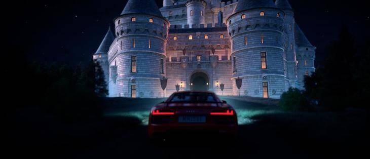 Audi se lo 'curra' en Navidad