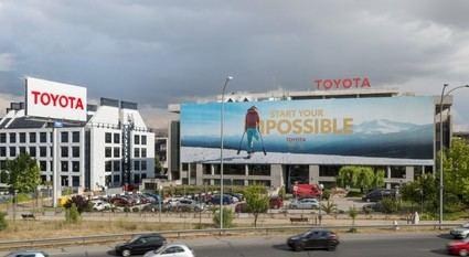 Toyota España ha reorganizado su Área de Comunicación
