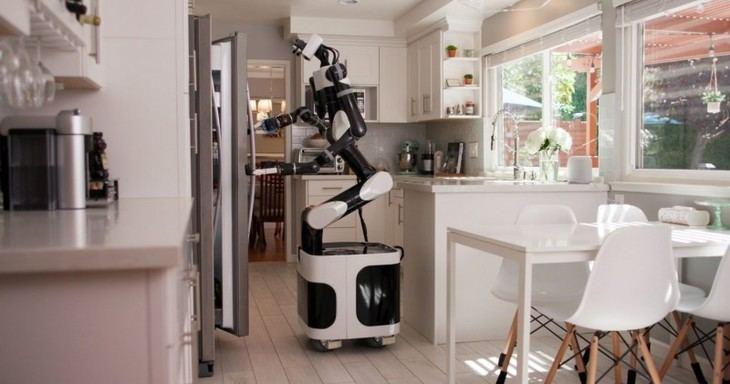 Toyota Research Institute (TRI) y los robots domésticos