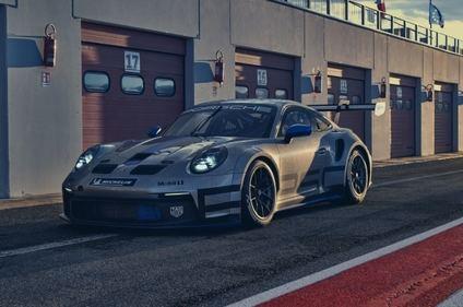 El 911 GT3 Cup más rápido