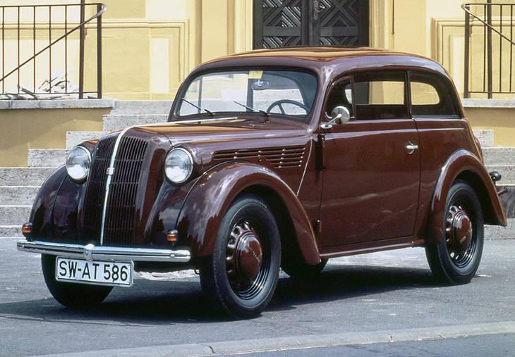 80 años del primer Opel Kadett