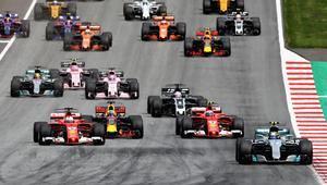 Calendario y Test F1