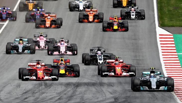 La lista oficial de la FIA para 2019