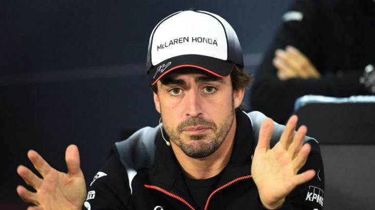 Fernando Alonso: ¿Ironía o realidad?