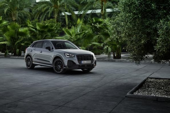 Audi Q2 el SUV compacto se actualiza