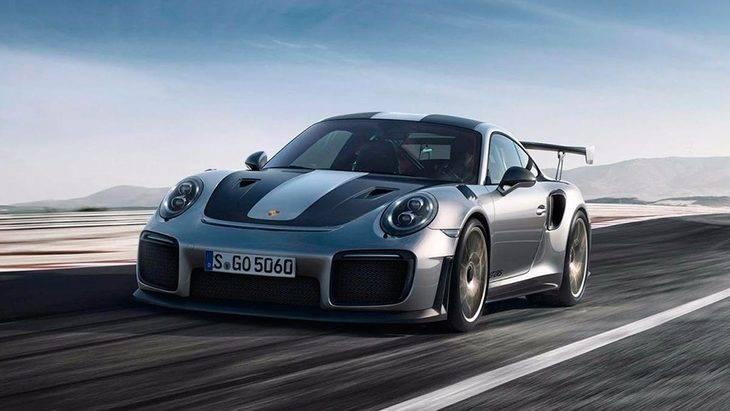 Porsche GT2 RS desde 326.934 euros