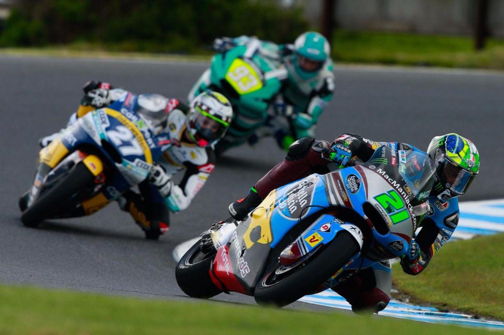 Mir y Morbidelli ganan en Moto3 y Moto2, respectivamente | Revista de coches,