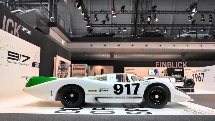 50 años del Porsche 917
